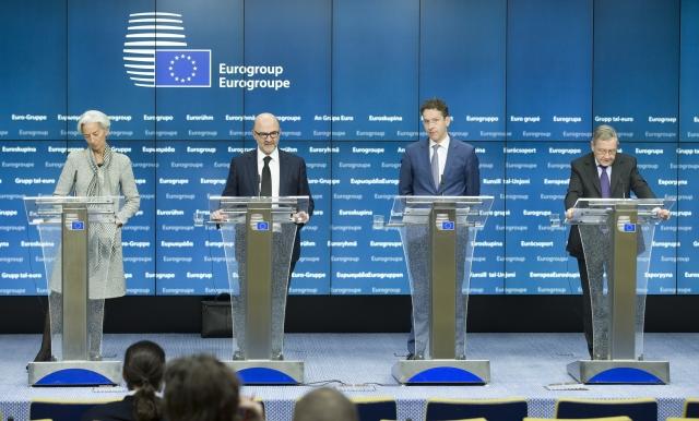 Izvanredni sastanak Eurogrupe od 20. veljače 2015. (Izvor: The Council of the European Union)