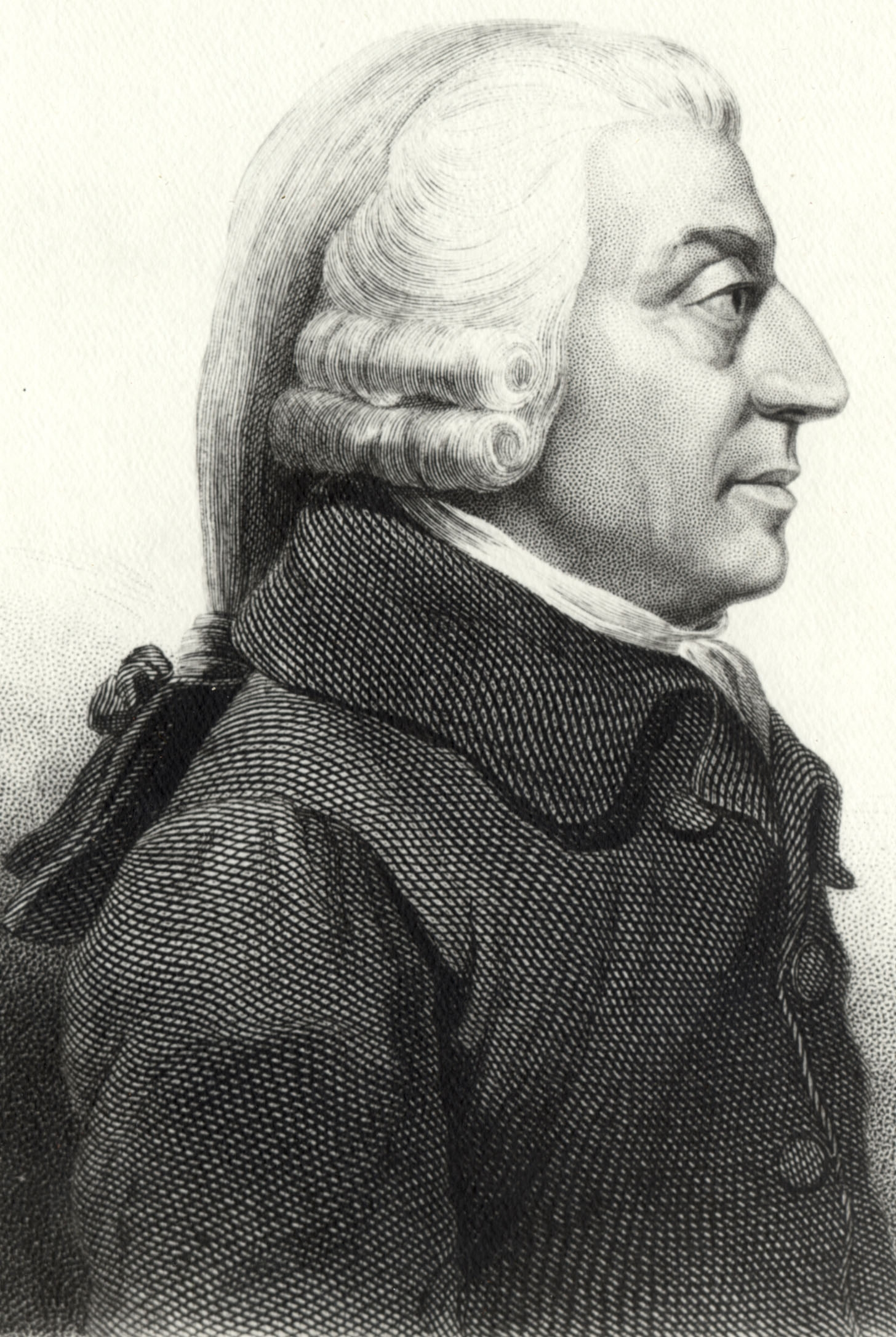 Adam Smith [1723 – 1790](Izvor: Wikipedia.org)