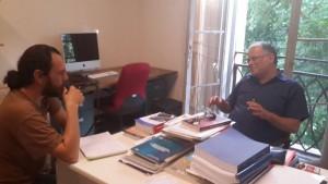 Sandro Mezzadra u razgovoru s Muratom Bayom (Izvor: Sendika.Org)