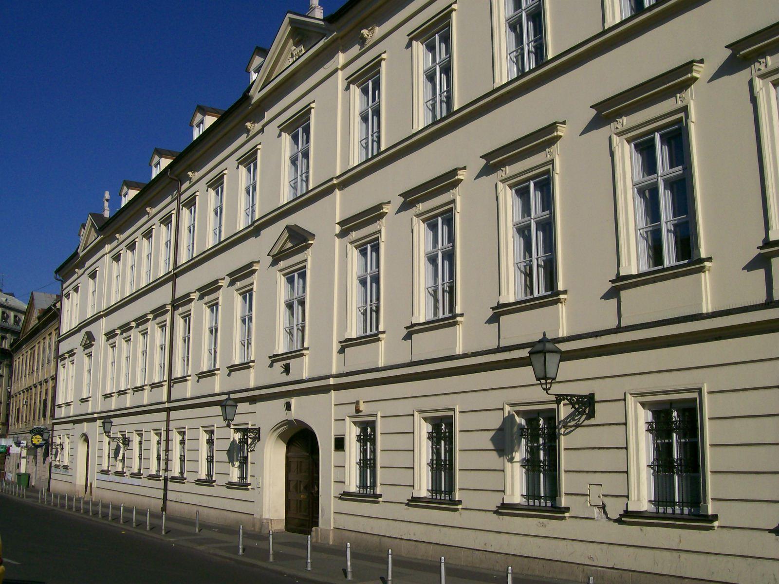 Katolički bogoslovni fakultet u Zagrebu (Izvor: commons.wikimedia.org)