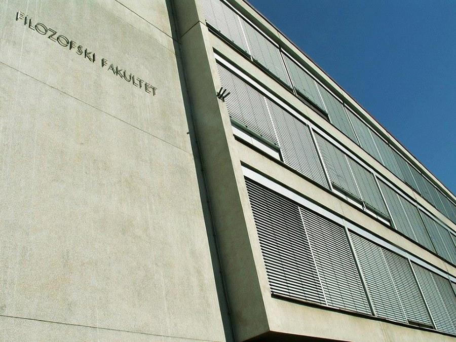 Zgrada Filozofskog fakulteta u Zagrebu (Izvor: jaime.silva @ Flickr, preuzeto prema Attribution-NonCommercial-NoDerivs 2.0 Generic licenci)