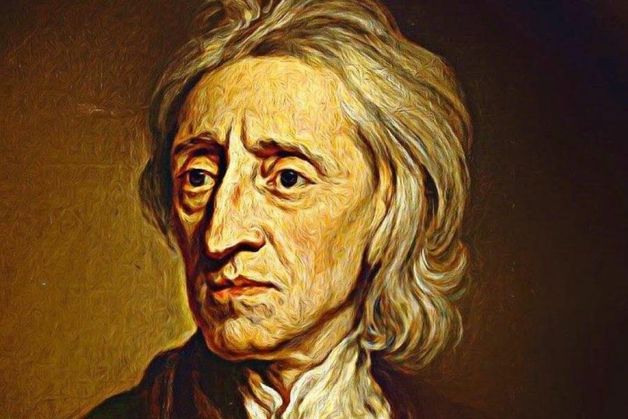Reprodukcija portreta Johna Lockea iz 1697. godine (izvor: YouTube).