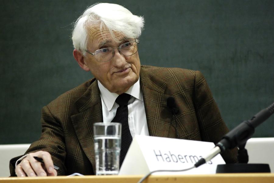 Jürgen Habermas (izvor: wikipedia.org).