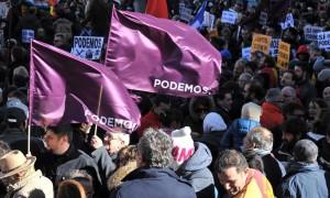 Skup podrške Podemosu, Madridu, ožujak 2014. (Izvor: Bloco@Flickr )