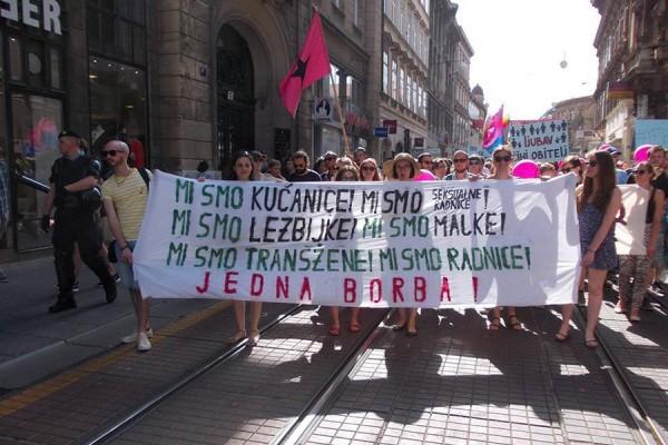 Izvor: Zagreb Pride, 2015.