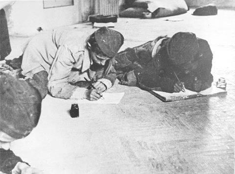 Prosvjetna djelatnost na oslobođenom teritoriju - Užice 1941. godine (izvor: znaci.net)