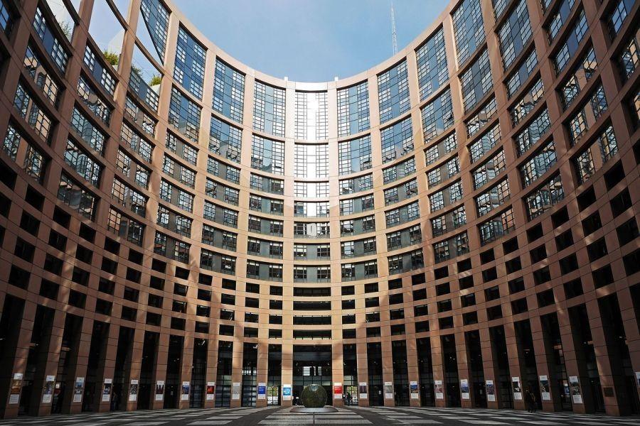 Europski parlament u Strasbourgu (izvor).