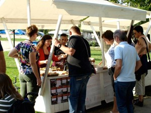 Bliski okusi Istoka na Bundekfestu u Zagrebu, 30. rujna 2014. godine (izvor: CMS).