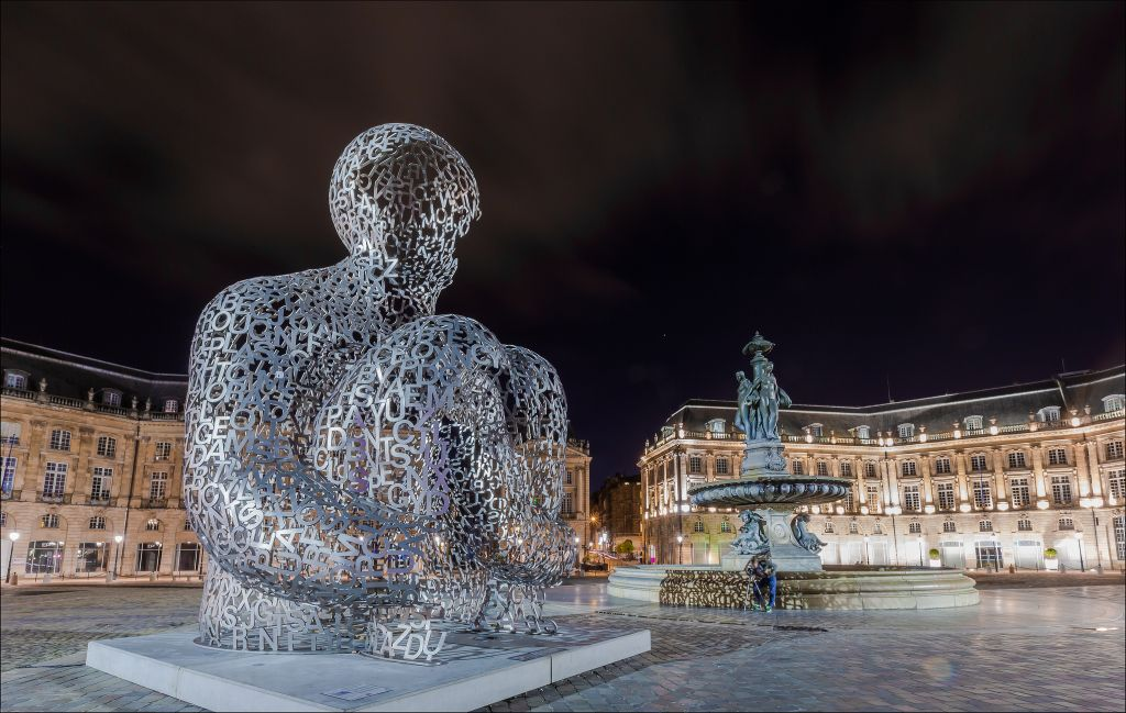 """Kuća znanja"" u Bordeauxu (izvor: Adrien Sifre prema Creative Commons licenci)."