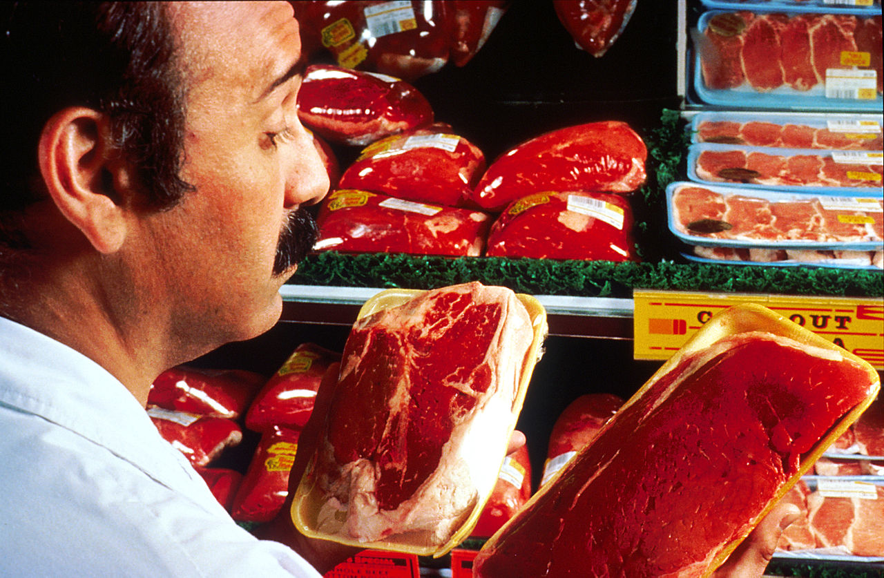 Depolitizirana ležernost izbora u supermarketu (izvor).