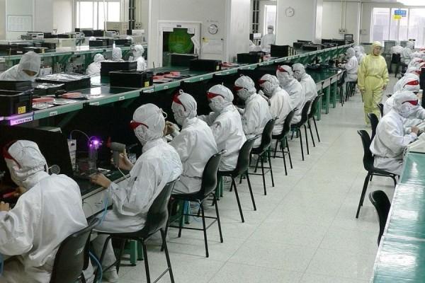 Tvornica elektroničke robe u Šenženu u NR Kini (izvor: Steve Jurvetson prema Creative Commons licenci).