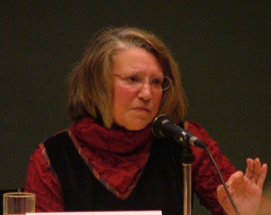 Nancy Fraser u njemačkom gradu Jeni, 2008. godine (izvor: Bunnyfrosch prema Creative Commons licenci).