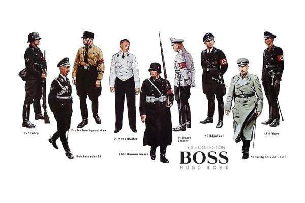 """""""Hugo Boss kolekcija 1934"""", autor: Cengizhankilicoglu (izvor: commons.wikimedia.org, preuzeto i prilagođeno prema Creative Commons licenci)."""