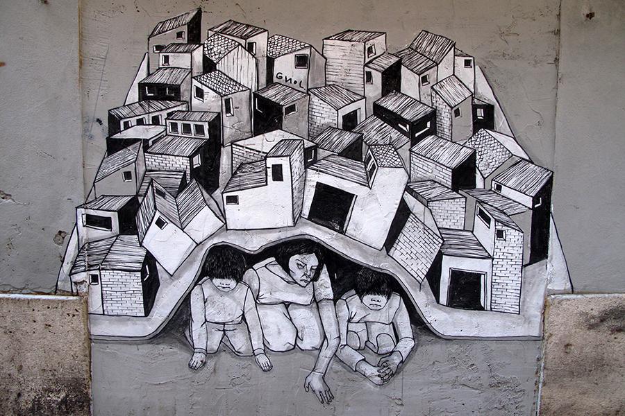 Hyuro grafiti u Valenciji (izvor: duncan c @ Flickr, preuzeto i podrezano prema Creative Commons licenci)