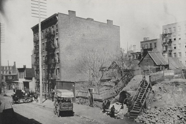 Hells Kitchen and Sebastopol, Jacob Riis (izvor)